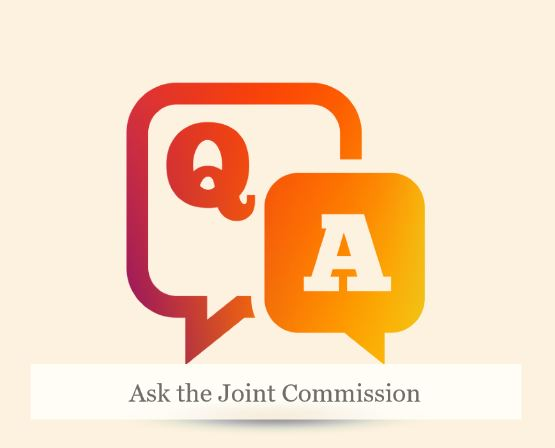 Ask the Joint Commission: A Q&A with Herman McKenzie