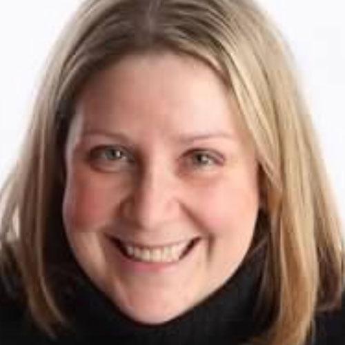 Photo portrait of Jennifer Benolken