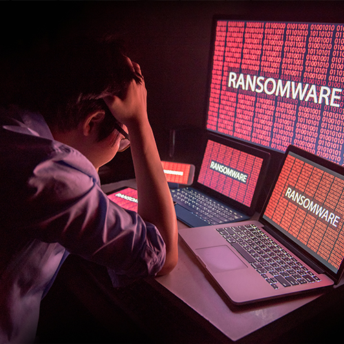 Ransomware - Square