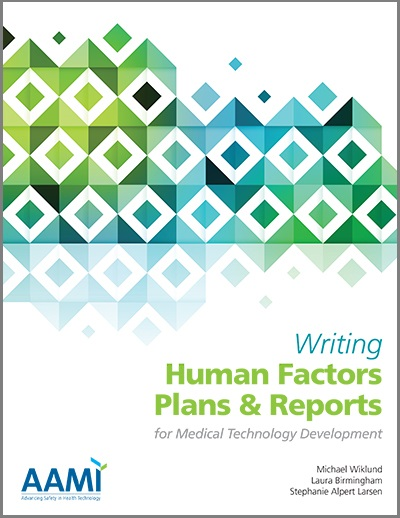 cover Writing Human Factors Plans & Reports
