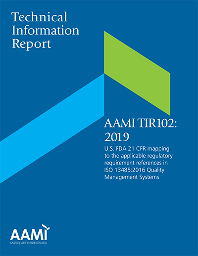 cover mapping to the applicable regulatory requirement references